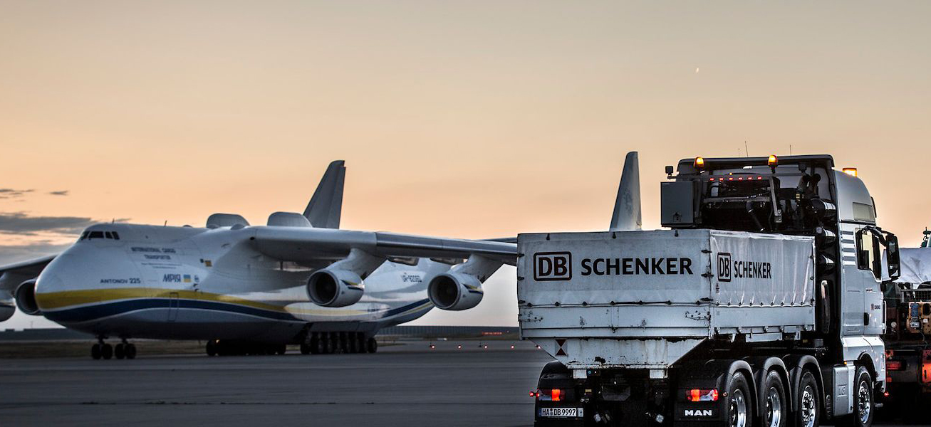 DB Schenker is one of the most important providers of logistic services in the world (Photo: DB Schenker).